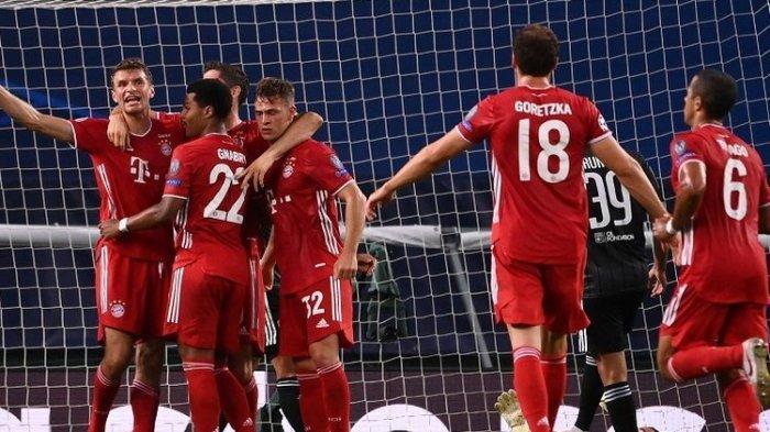 Muenchen Tumbangkan Lyon dan Melangkah ke Final
