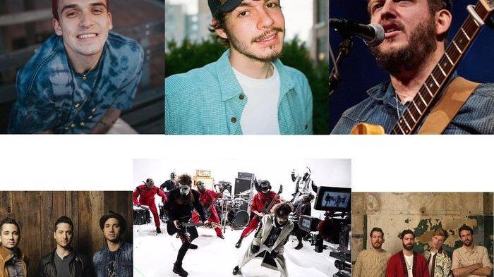 Ditunggu Fans, Slipknot hingga Boyce Avenue Bakal Dateng ke Jakarta Tahun 2020
