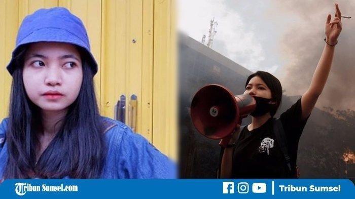 Sosok Nabila Syadza, Mahasiswi yang Viral Teriakan 'Negara Pancasalah', Sering Disebut Sangar