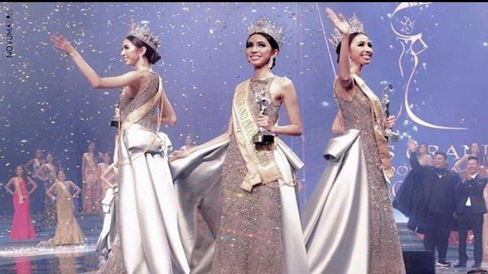 Profil Peraih Miss Grand Indonesia 2018, Nadia Purwoko Ternyata Seorang Pengacara