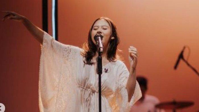 Nadin Amizah, penyanyi dan penulis lagu
