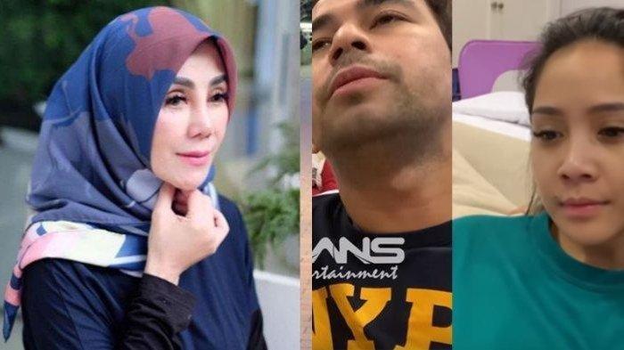 Amy Qanita, Ibu Raffi Ahmad Ungkap Kondisi Nagita setelah Alami Keguguran: Gigi Sudah Sehat
