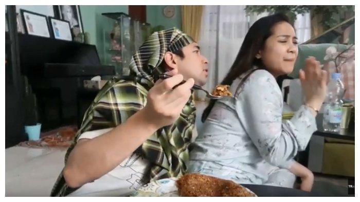 Masakan Raffi Ahmad ini Ditolak Mentah-mentah oleh Nagita dan Rafathar, Gak Ada Cintanya Banget Sih