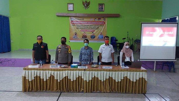 KPU Belitung Timur Sosialisasi Larangan dan Sanksi Kampanye