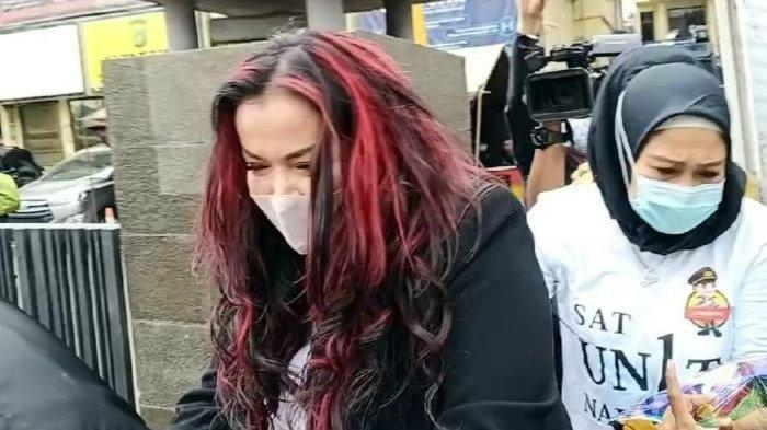 Polisi Temukan Sabu di Rumahnya, Jennifer Jill Mengaku Tak Ada Niat Simpan Narkoba