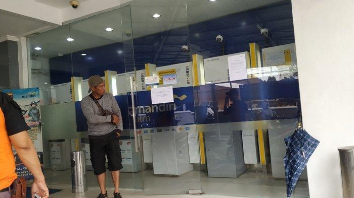 Transaksi Keuangan Terganggu Corporate Secretary Bank Mandiri Mohon Maaf, Nasabah Tak Perlu Khawatir
