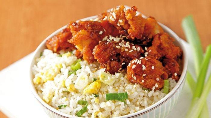 Nasi Ayam Mangkok yang Nikmat Ini Pasti Bikin Perut Kenyang, Kreasikan Yuk Resepnya!