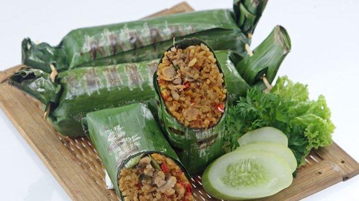 Nasi Goreng Bakar Sukses Bikin Siapapun yang Menyantap Bakal Ketagihan