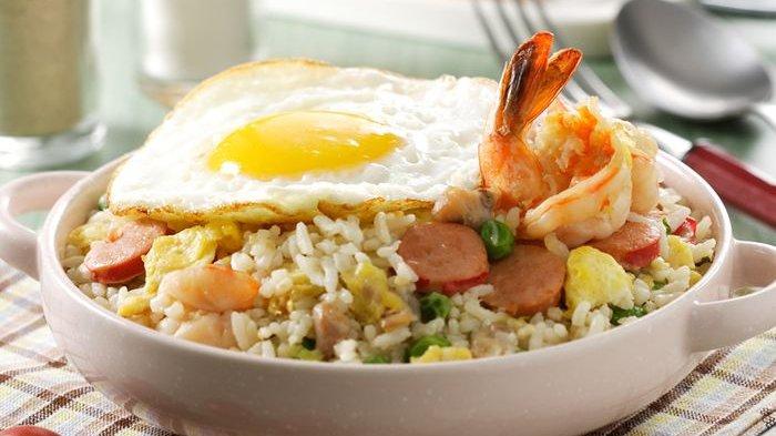 Praktis, Resep Nasi Goreng Spesial Ini Bikin Sarapan Lebih Bersemangat