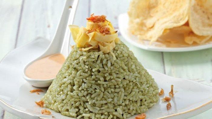 Rasa yang Nikmat dari Nasi Uduk Bayam Bisa Membuatnya Jadi Hidangan Favorit Keluarga saat Pagi Hari