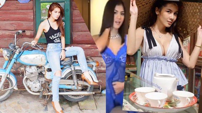 (Video) Mantan Bintang Porno Asal Thailand Natt Chanapa ke Indonesia? Ini Penjelasannya