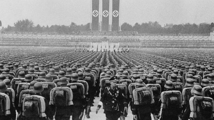 Nazi Andalkan 7 Senjata Mutahir Untuk Bertempur Pada Perang Dunia II