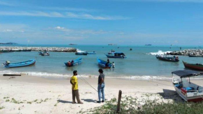 Ratusan Nelayan Demo usir KIP dari Pantai Matras, Emak-emak Rela Tak Masak Asal Kapal Isap Pergi