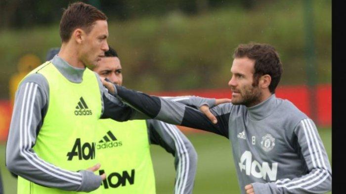 Dua Pemain Ini Disandingkan Dengan Nemanja Matic di Manchester United