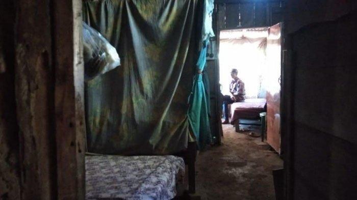 Lima Perampok Bertopeng Jebol Rumah Gubuk Bambu, Lansia Sedang Tidur Dipukuli, Harta Dirampas
