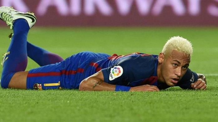 Jamu Tim Promosi, Barcelona Tumbang di Kandang