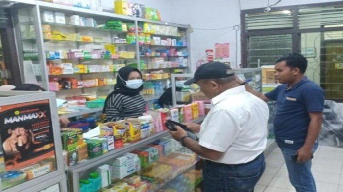 Polres Belitung Imbau Apotek Batasi Penjualan Masker:  Polisi Tindak Penjual di Pangkalpinang