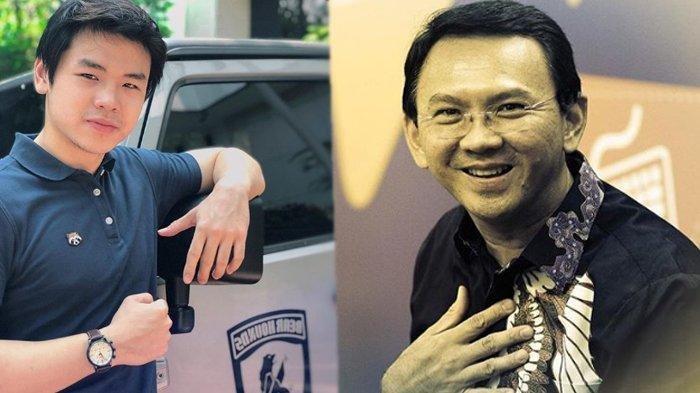 Utamakan Kebahagiaan Papanya, Nicholas Sean Beberkan Ahok Resmi Menikah dengan Puput Nastiti