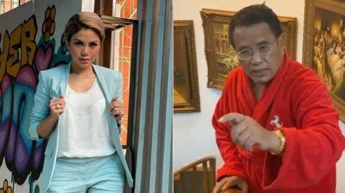 Hotman Paris Gelar Nyai Si Ratu Nyali, Nikita Mirzani Santuy Diancam Rumahnya akan Diserbu 800 Orang