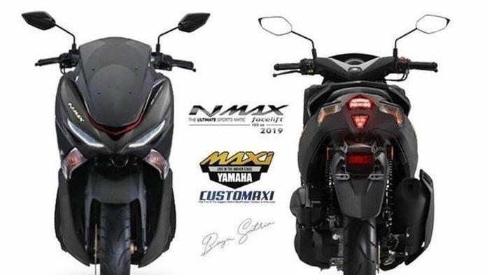 Kabar Peluncuran Yamaha NMAX Facelift 2019 Semakin Kencang, Ini Penjelasan Yamaha