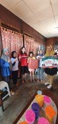 Honda NSS Tanjungpandan Beri Kejutan UIang Tahun di Hari Imlek