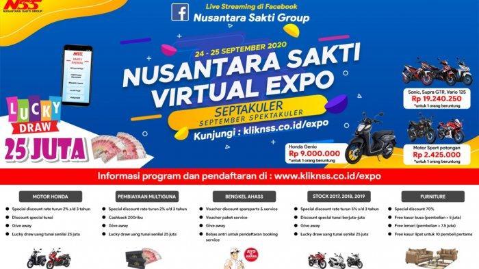 PT Nusantara Surya Sakti Tanjung Pandan Mengadakan Virtual Expo