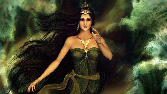 Nyi Roro Kidul Penguasa Pantai Selatan yang Dipercaya Ada, Duduk di Samping Sri Sultan Saat Kirab