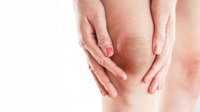 Seketika Lutut Nyeri Saat Ditekuk? Hilangkan dengan Obat Alami Rumahan Ini