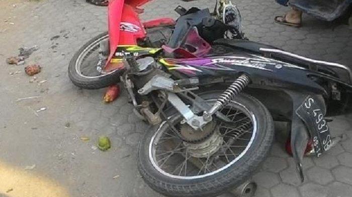 Begini Kronologis Laka Adu Kambing di Jalan Raya Air Merbau yang Menewaskan Dua Pengendara