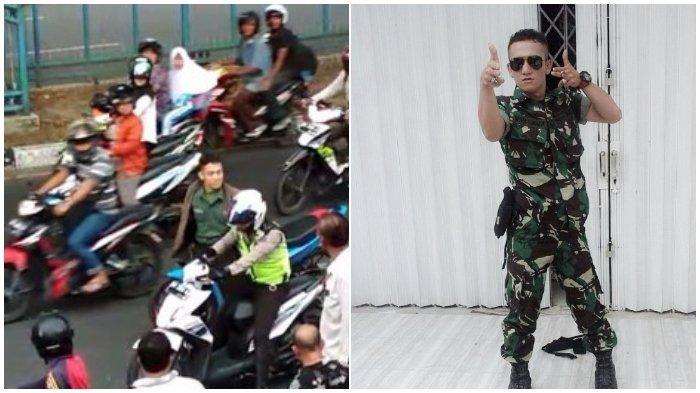 Oknum TNI Pemukul Polantas Alami Depresi Pasca Tugas di Daerah Ini