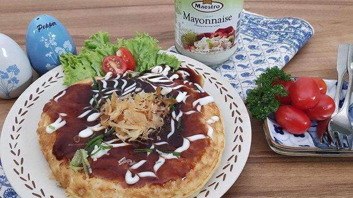 Okonomiyaki Hiroshima Style Menu Sarapan Istimewa Untuk Akhir Pekan, Pasti Disuka Si Kecil