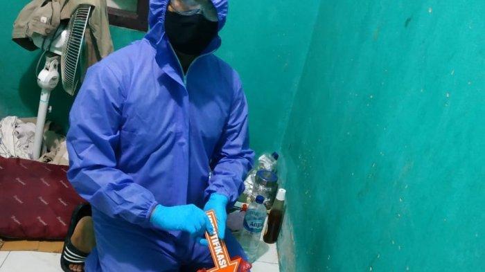 Polisi Temukan Obat Ini di Lokasi Meninggalnya Jauhari Pedagang Takoyaki