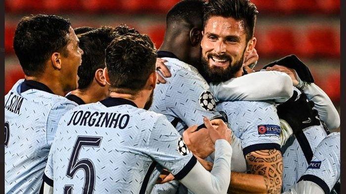 Hasil Lengkap dan Klasemen Liga Champions, Chelsea, Sevilla, Barcelona, dan Juventus ke 16 Besar