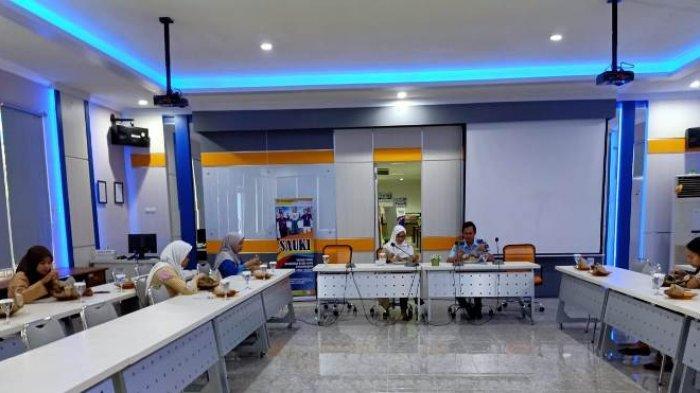 Gandeng PT Taspen dan BPJS, KPPN Tanjungpandan Lakukan Sinergi Permudah Layanan bagi Satker