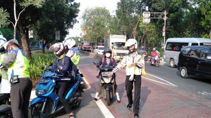 Polisi Tilang 4.240 Pengendara Hingga Hari Keenam Operasi Patuh Jaya 2020