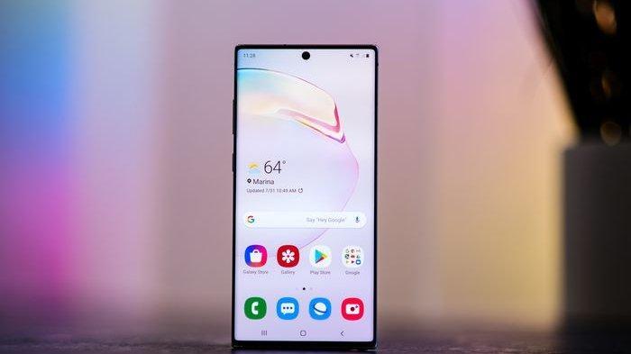 Galaxy Note 10 Versi Termahal dari Samsung Paling Dicari Orang Indonesia