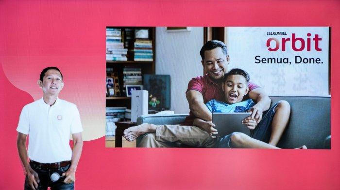 Telkomsel Orbit: Internet Rumah Serba Digital Tingkatkan Produktivitas Pelanggan