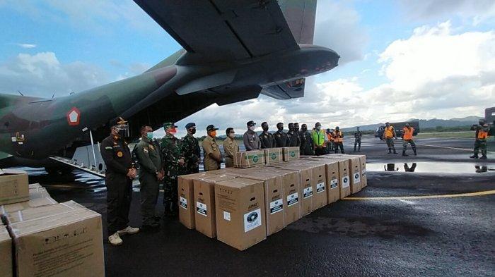 Video : 50 Oxygen Concentrator Tiba di Belitung