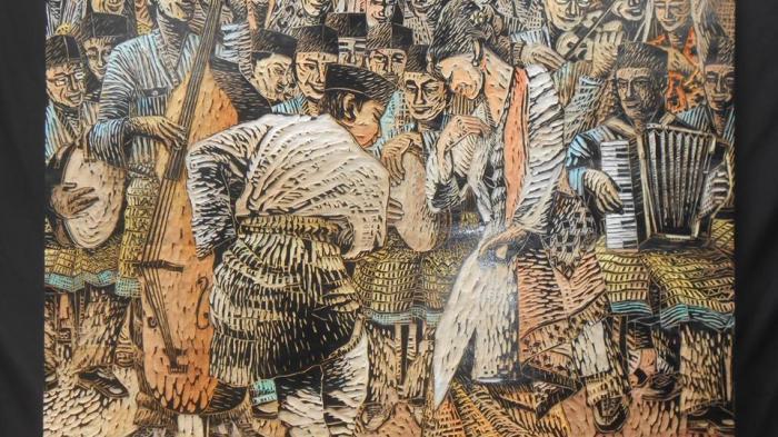 Seniman Belitung Bakal Pahat Jejak Gerhana Diatas Kayu