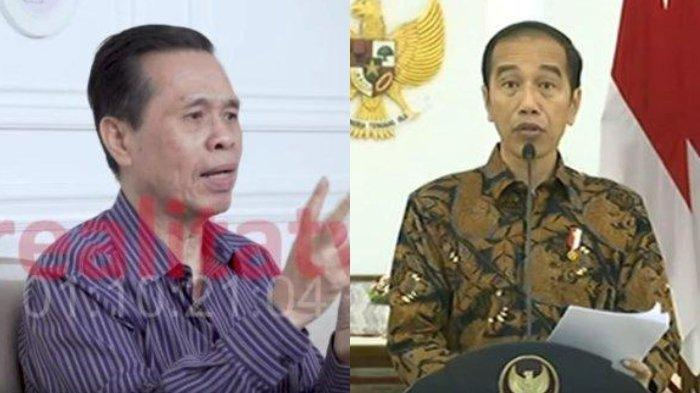 Tjipta Lesmana Ungkap Jokowi Kini Sering Terlihat Kesal: Berapa Kali Sidang Kabinet Mukanya