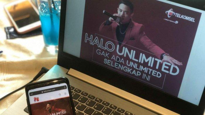 Luncurkan Paket Halo Unlimited, Telkomsel Hadirkan Akses Tanpa Batas ke Puluhan Aplikasi