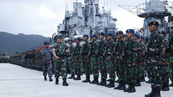 Kekuatan Militer Indonesia Makin Mengerikan, Malaysia Panik Serawak Terkurung, China Mikir Lewat Ini