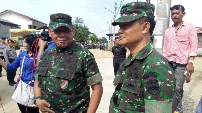 Ngunduh Mantu Putri Presiden, Personel TNI Kenakan Pakaian Adat