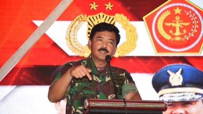 Panglima TNI Marah, Dua Oknum Injak Kepala Warga, Jabatan Danlanud dan Dansatpom Merauke Dicopot