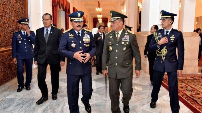 RUU Terorisme Kelar, TNI Lebih Leluasa Lakukan Ini