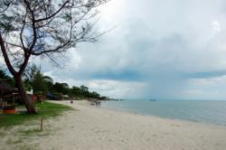 Pantai Lalang Jadi Pusat Pengamatan GMT di Belitung Timur
