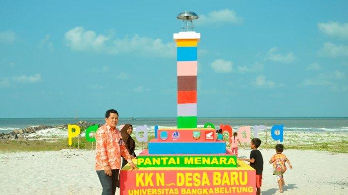 Pantai Menara Objek Wisata Baru di Kabupaten Beltim - pantai-menara_20180824_134341.jpg