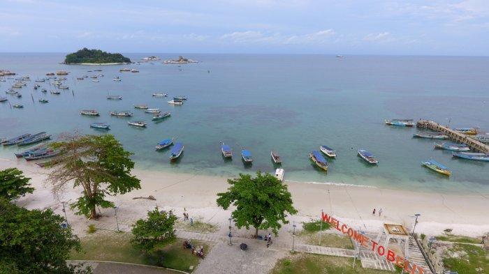 Gubernur Usulkan 16 Alur Pelayaran di Bangka Belitung , Ini Alasannya