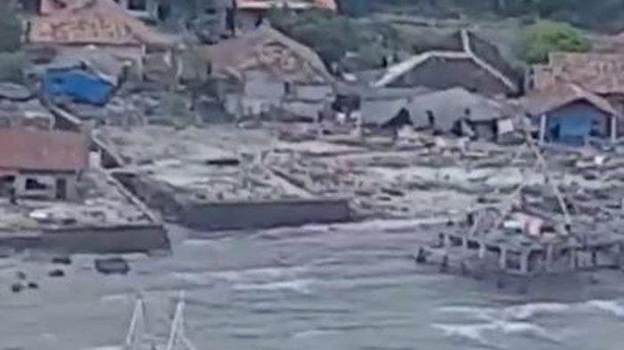 Kisah Wanita Hamil 6 Bulan Berhasil Selamat dari Tsunami Selat Sunda