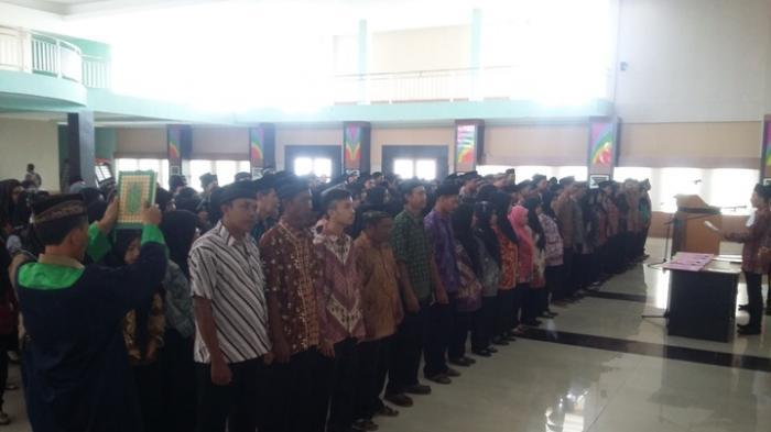Ketua Panwaslu Beltim: Pengawas TPS Adalah 'Barang Baru'